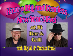 New Year's Eve @ JR's!