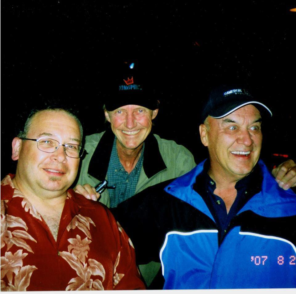 Eric, Darryl & Terry