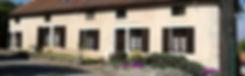 facade maison coté rue