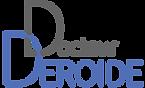 Logo Docteur Deroide