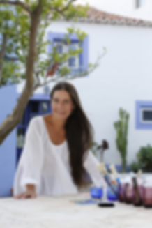 Portrait of Marisa Osorio Farinha - Luxury holiday rentals Alentejo Villas in Portugal