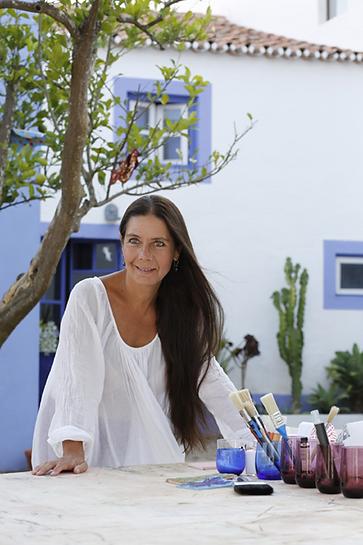 Portrait Marisa Osorio Farinha - Location vacances de luxe Alentejo Villas au Portugal