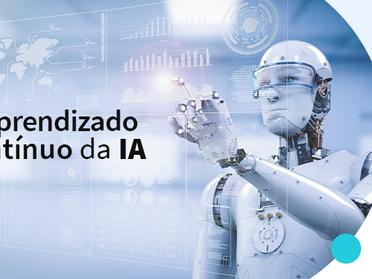O aprendizado contínuo da IA