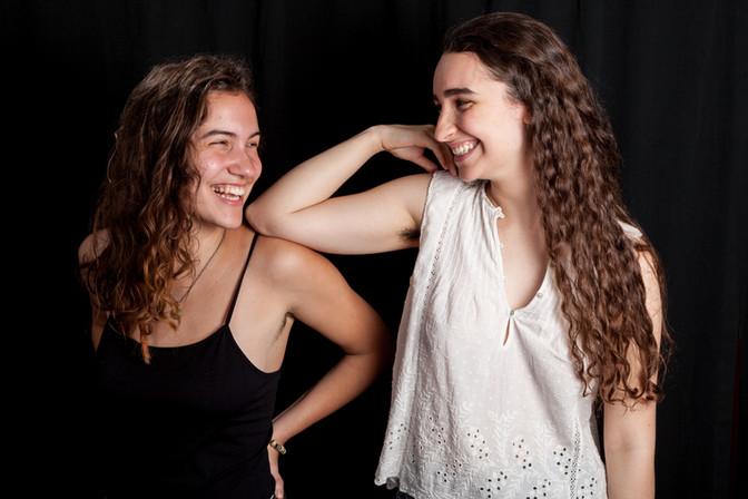 Camélia et Audrey