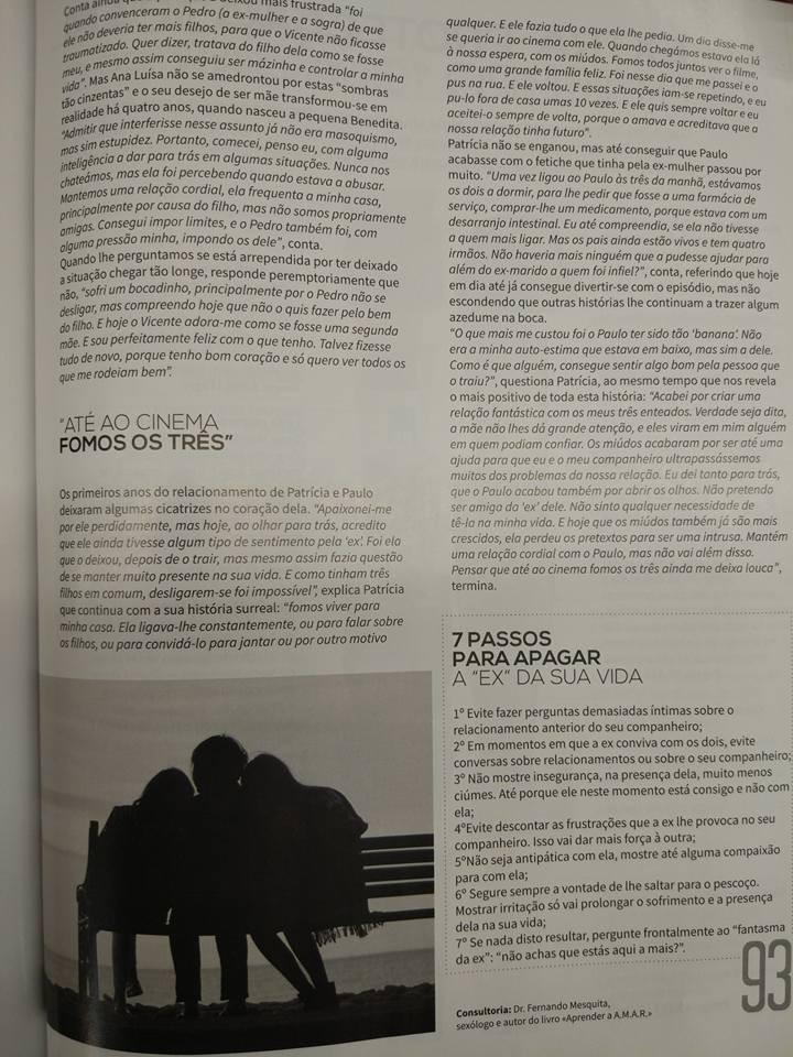 As 50 sombras da ex - Dr. Fernando Mesquita