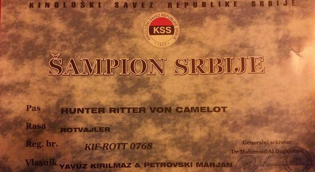 hunter ritter von camelot haus of nikomedia 49