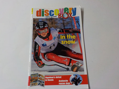 Discovery Box: In the Snow Mars 2014