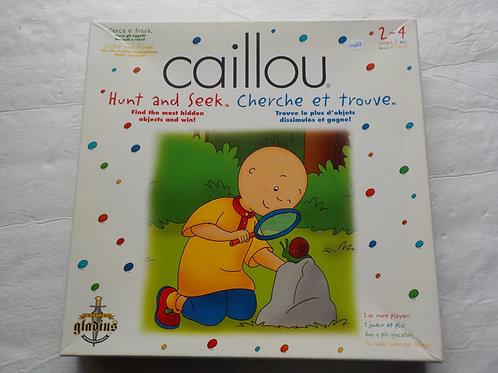 Cherche et trouve Caillou Gladius GLA9144 Jeux 2 ans +
