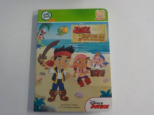 Leap Frog Jake pirate du pays imaginaire Tag Junior 708431812192