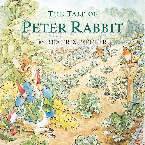 POTTER, Beatrix: The tale of Peter Rabbit 9780448435213