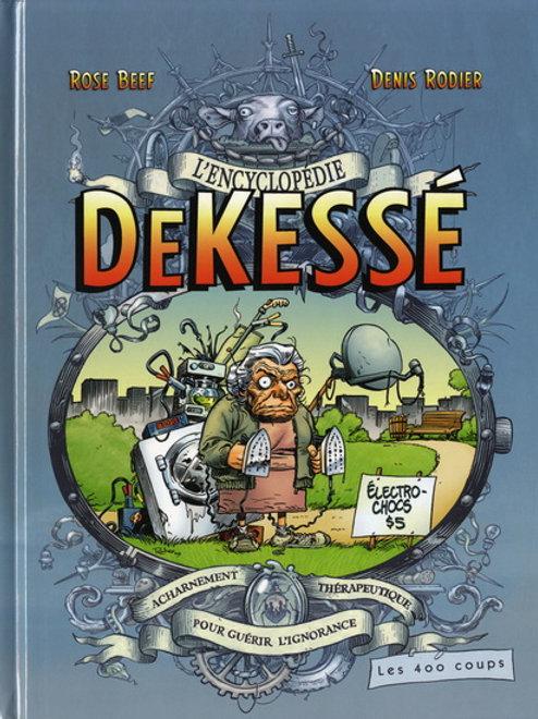 BEEF RODIER: L'encyclopédie DeKessé