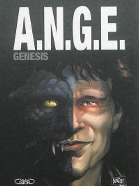 ROBILLARD PACURAIU: A.N.G.E. T1: Genesis 9782822207652