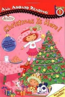 CIMINERA: Strawberry Shortcake Christmas Is Here ! 070918003998 2005