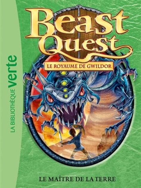 Beast Quest T33 Le maître de la terre 9782012047662
