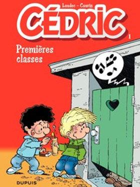 LAUDEC CAUVIN Cédric T1 Premières classes 9782800116365
