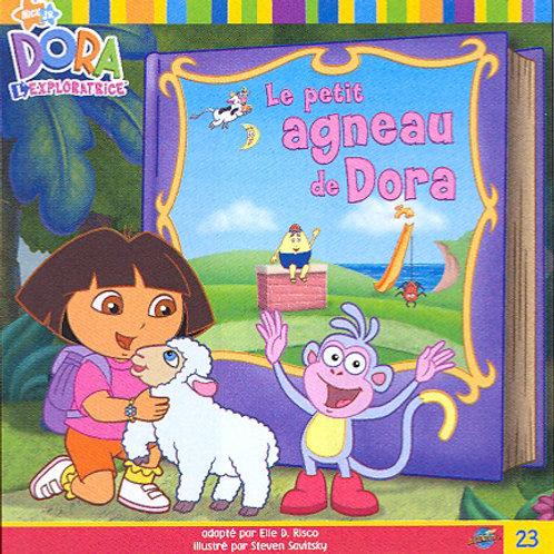 RISCO SAVISTSKY: Le petit agneau de Dora 9782895438748 2008