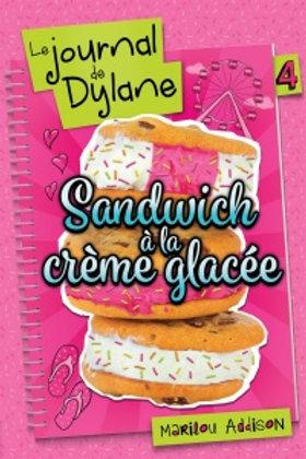 ADDISON, Marilou T4 Journal de Dylane: Sandwich crème glacée 978289709