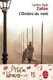 ZAFON, Carlos Ruiz: L'ombre du vent 9782253128113 L.POCHE  2004