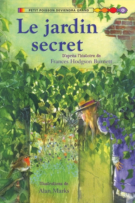 BURNETT MARKS: Le jardin secret / Petit poisson 4 deviendra 9781443101851