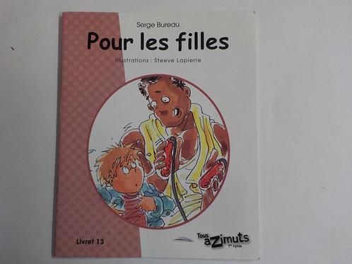 BUREAU, Serge: Pour les filles #13 2892426847