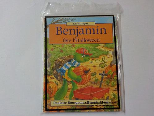 BOURGEOIS  CLARK: Benjamin fête l'Halloween McDonald SCHOLASTIC 1997 2017