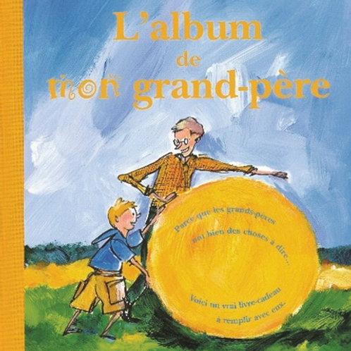 BARBARA BECCARIA L'album de mon grand-père 9782732427102