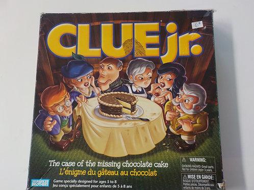 Clue Jr L'énigme du gâteau Parker Brothers  Gladius GLA7444 Jeux 5 ans et plus