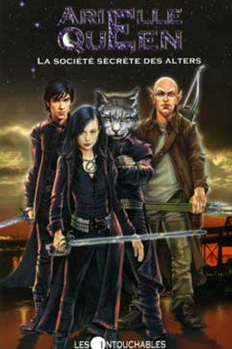 LÉVESQUE, M.J T1 Arielle Queen: La société secrète des Alters 9782895492764