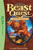 Beast Quest T14: Le lion à trois têtes 9782012020979