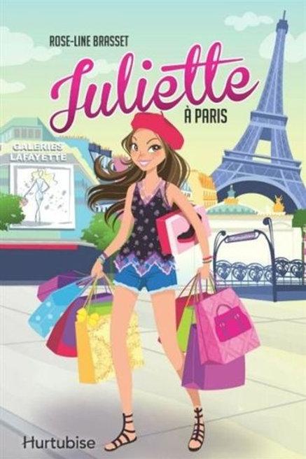 BRASSET, Rose-Line: Juliette à Paris 9782897237332 2016