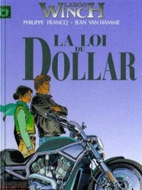 FRANCQ VAN HAMME: Largo Winch T14 La loi du dollard