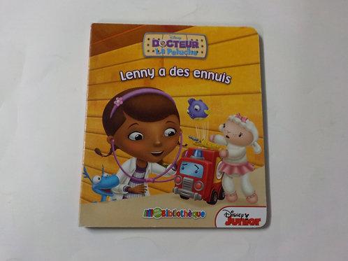 Docteur La Peluche: Lenny a des ennuis Ma petite bibliothèque Phi