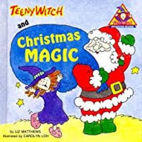 MATTHEWS LOH: Teeny Witch and Christmas magic 0816722714