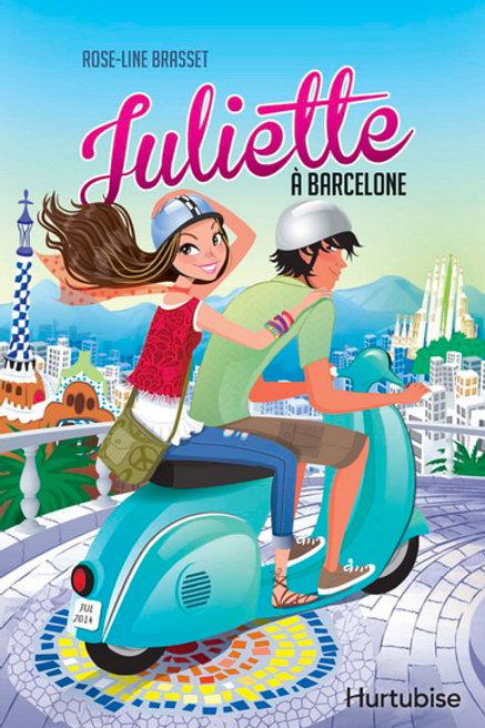 BRASSET, Rose-Line: Juliette à Barcelone 9782897234300 2017