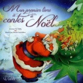 De VAILLY LAVERDIÈRE: Mon 1er livre de contes de Noël 9782896901814 2012