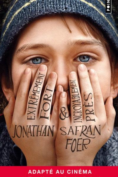 FOER, Jonathan Safran: Extrêmement fort incroyablement près 9782757805220 2005