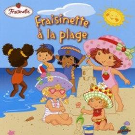 Fraisinette à la plage 9782895432692 2005