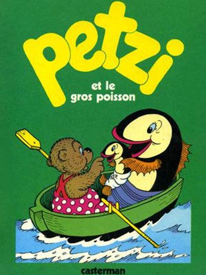Petzi et le gros poisson 220330202X 1977