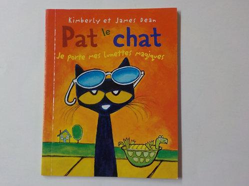 DEAN, K, J Pat le chat: Je porte des lunettes magiques McDonald  2013