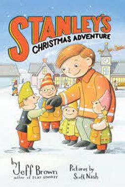 BROWN NASH Stanley's Christmas Adventure 9780439588652 SCHOLASTIC 2003