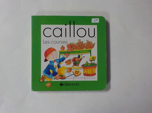 Caillou:  Les course Chouette 9782894500606 1998