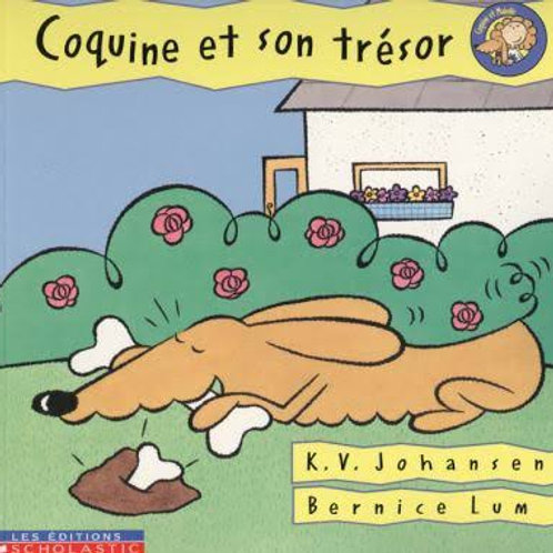 Coquine et Mabelle: Coquine et son trésor SCHOLASTIC 9789780439985000 1999
