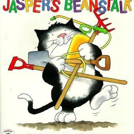 BUTTERWORTH INKPEN: Jasper's Beanstalk 9780021811113 1993
