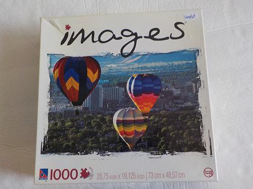 Course de montgolfières, Nevada Sure-Lox Casse-tête 1000 morceaux