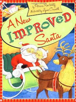 WOLFF CRAVATH: A New Improved Santa 9780439574495 SCHOLASTIC 2002