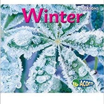 Season Winter 9781432957827 Acorn 2009