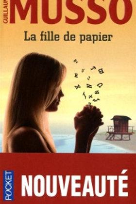 MUSSO, Guillaume: La fille de papier 9782266214827 2010