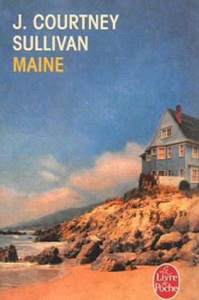 SULLIVAN, J. Courtney: Maine 9782253174936 2013