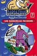 MacGREGOR, R: T7 Carcajous: Une dangereuse patinoire 9782764601662