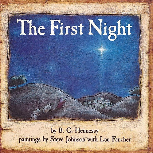 HENNESSY JOHNSON FANCHER: The first Night Scholastic 0590545493 1993